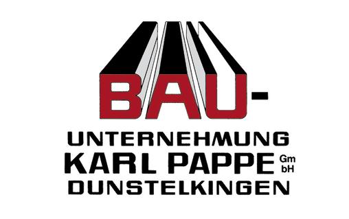 Karl Pappe Bau