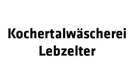 Kochertalwäscherei Lebzelter