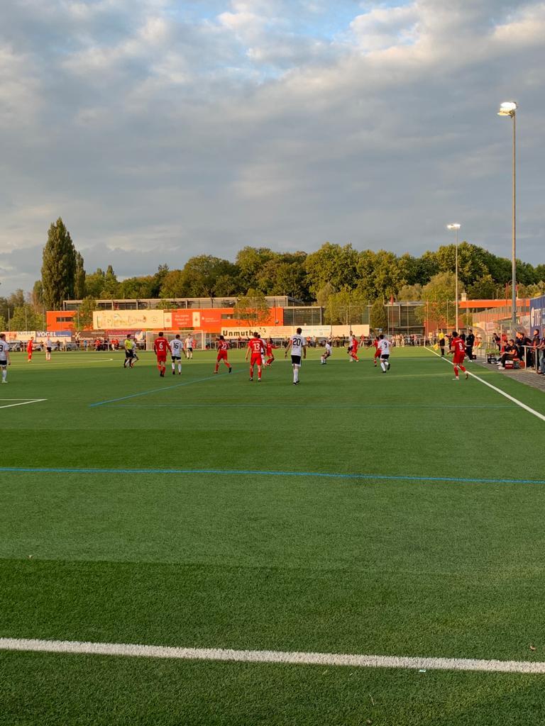 1. FC Rielasingen-Arlen : SfD 0:0
