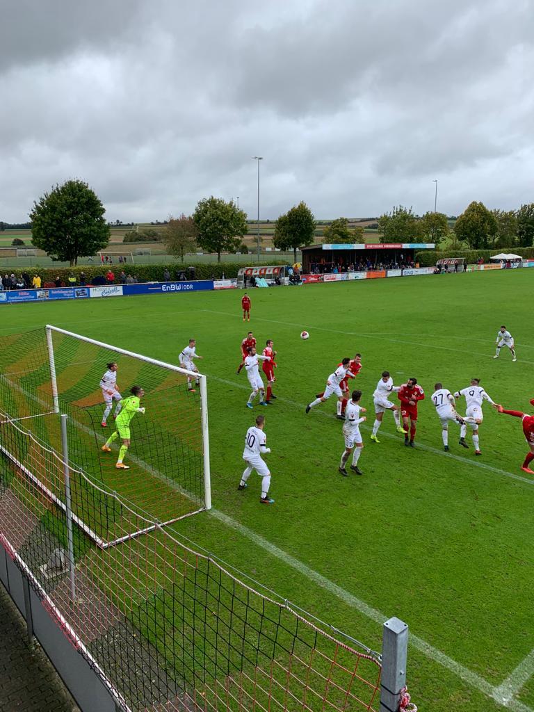 SfD : FC 08 Villingen 0:0