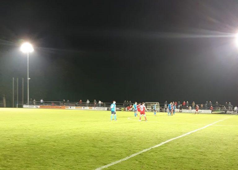 FSV 08 Bissingen : SfD 1:0