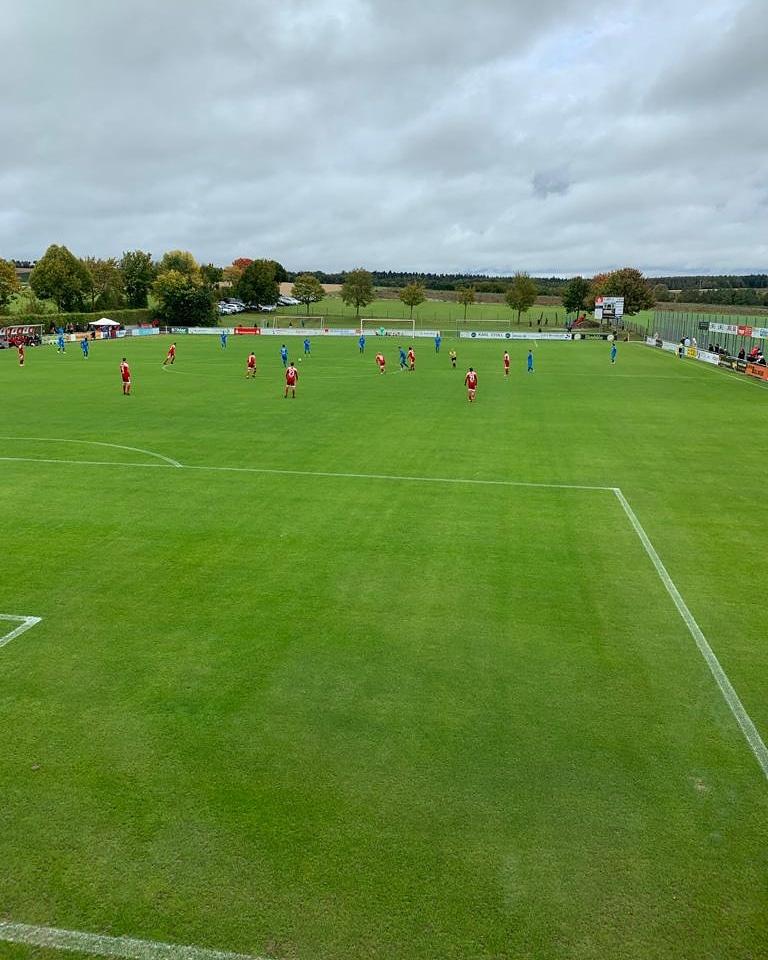 SfD : FC-Astoria Walldorf II 1:1