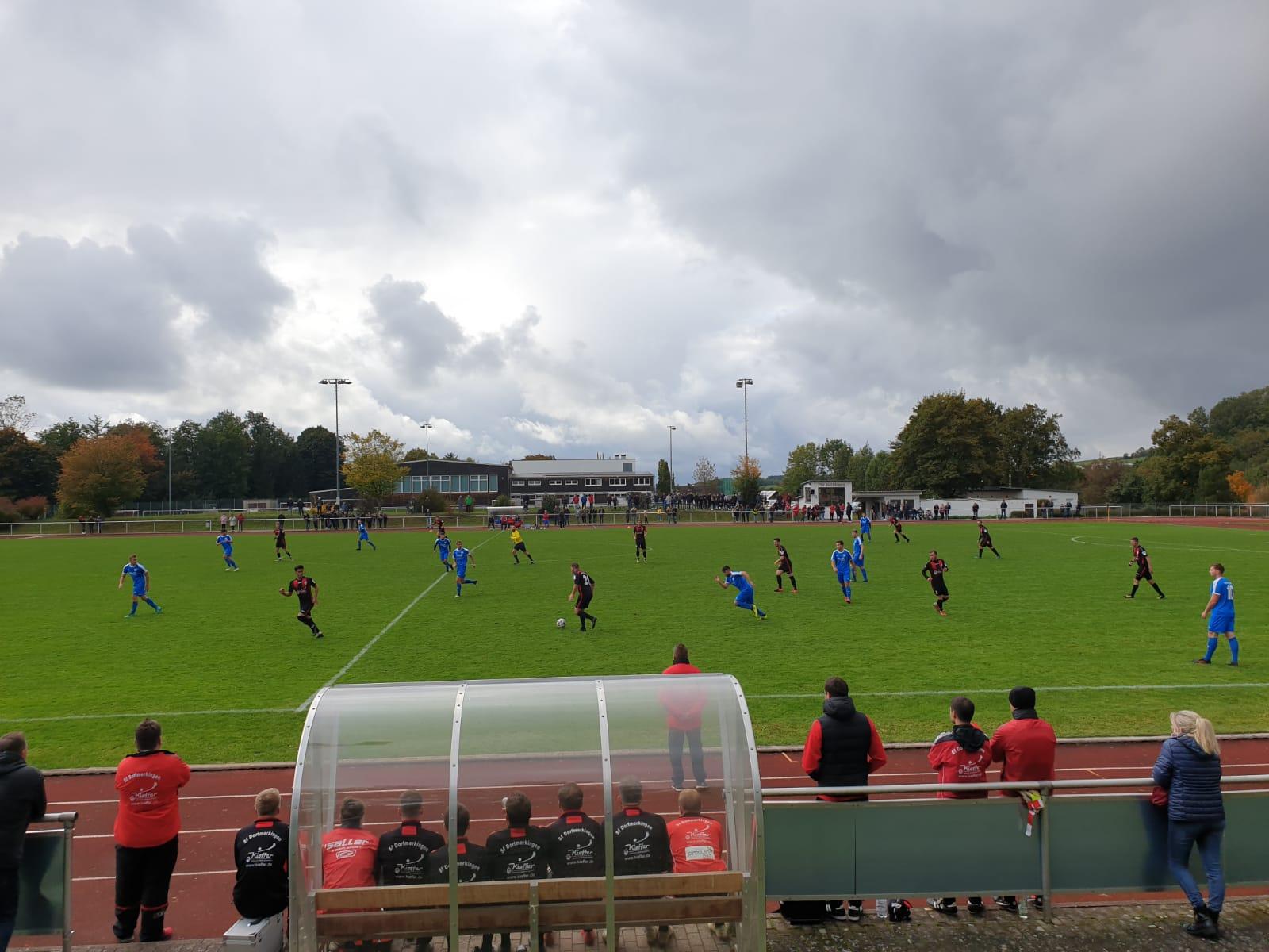 TSV Hüttlingen : SfD II 2:4