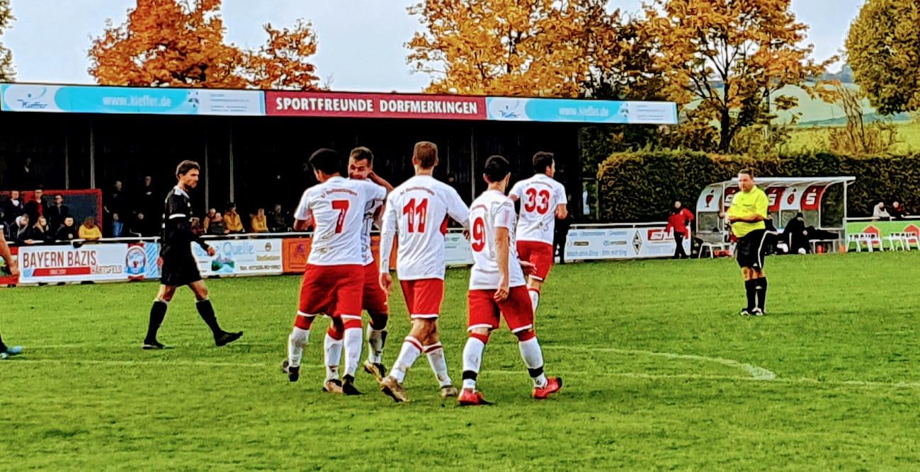SfD II : TSV Westhausen 5:0