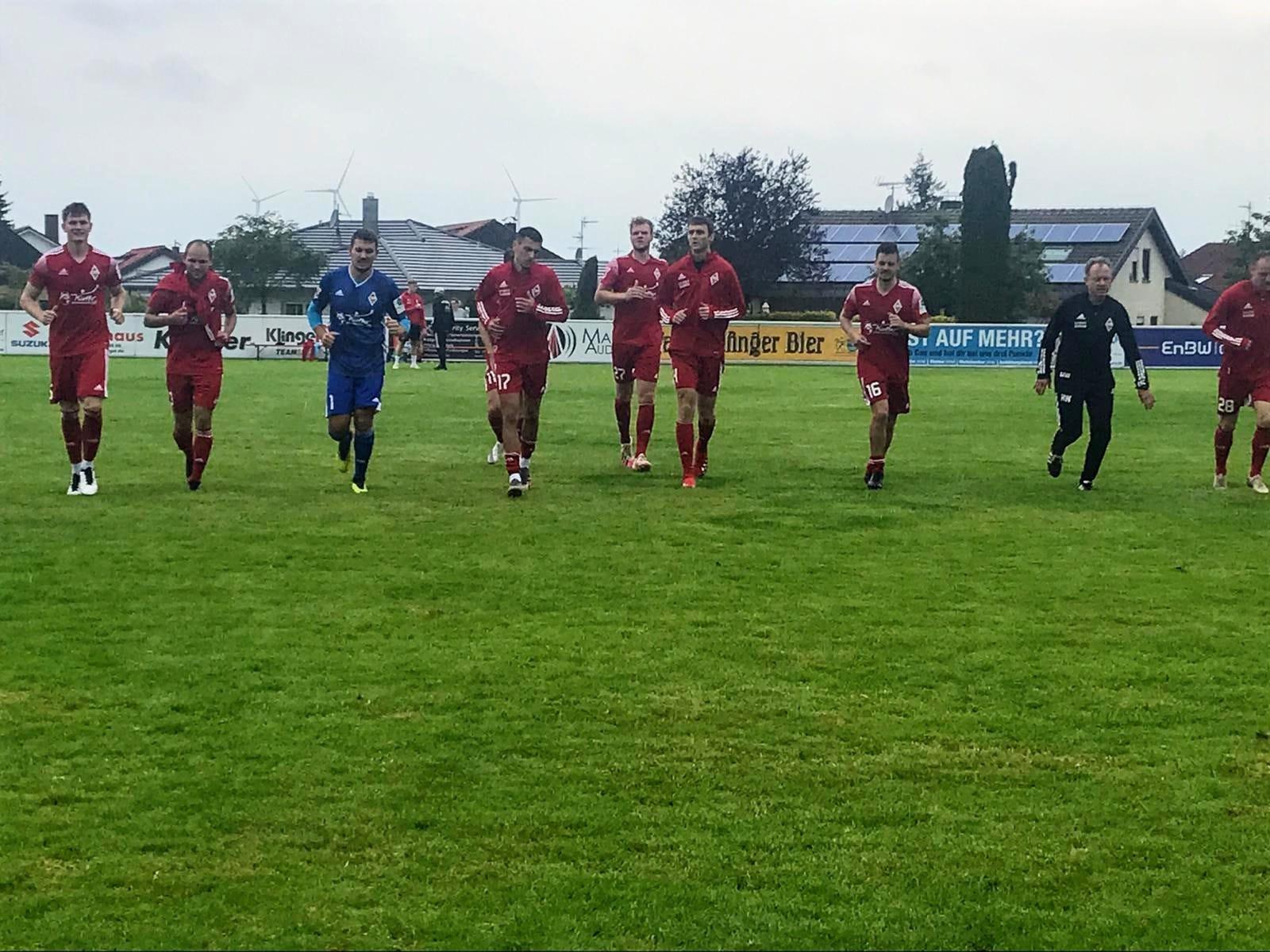 Testspielergebnis FC Schechingen : SfD 0:2