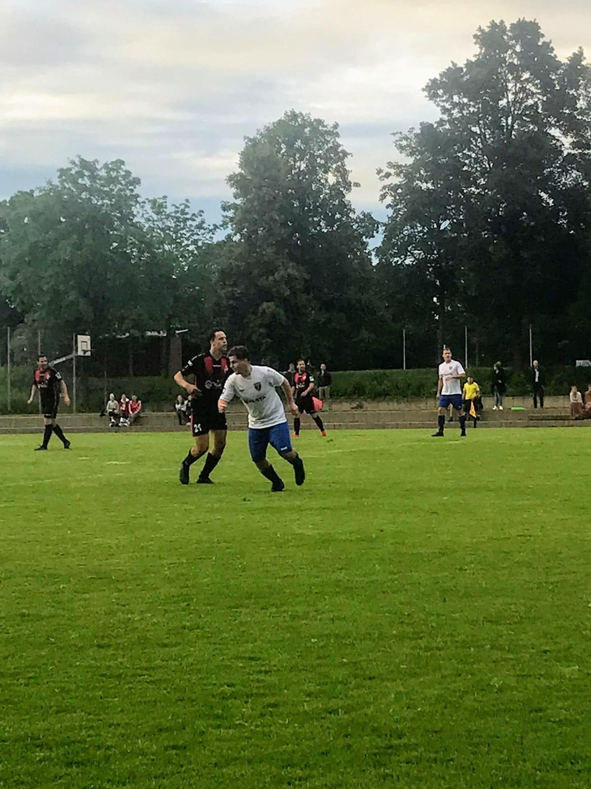 TSV Nördlingen (U23) : SfD II 2:0
