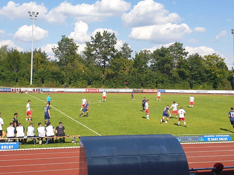 SfD II: 1:3 Sieg beim FC Ellwangen