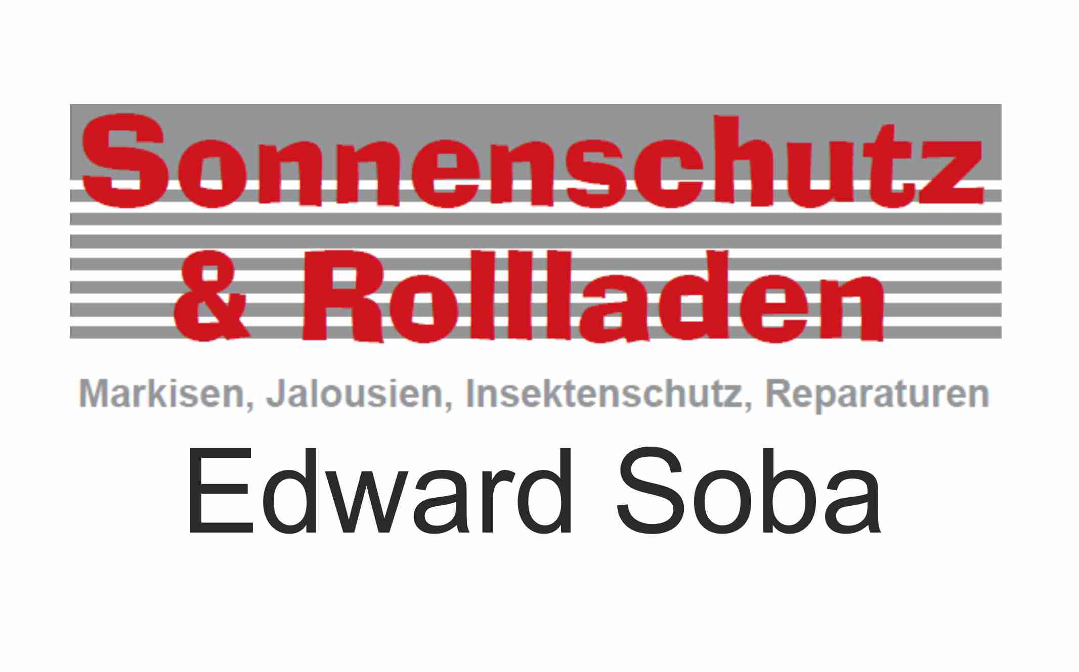 Sonnenschutz & Rolladen Soba